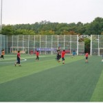 소외계층축구교실(2014. 10. 1) 썸네일 사진
