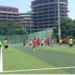 보호관찰 청소년 스포츠 힐링 프로그램(축구교실) (2014. 7. 11) 썸네일 사진