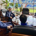 수원시축구협회 경기장 방문(5.11) 썸네일 사진